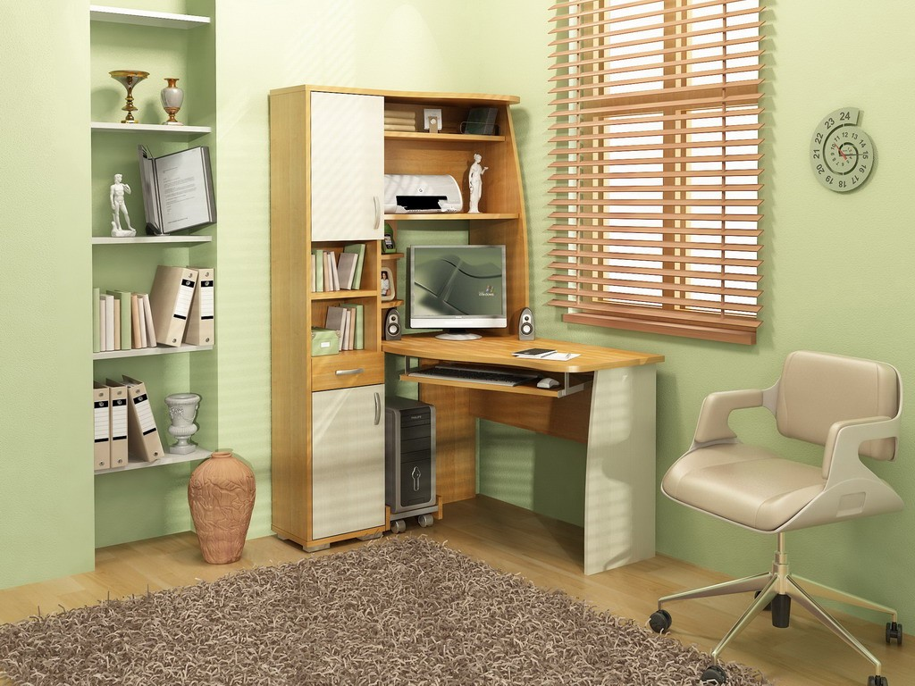 Компьютерный стол мартин-12 из - купить мебель недорого в мо.